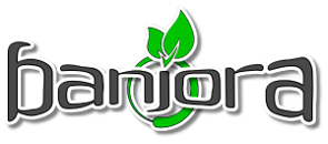 Banjora Botanical Research and Benefits LLC ™ Logo